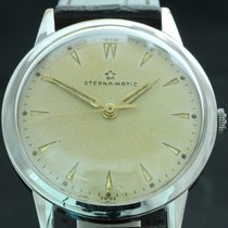 Eterna Steel Automatic Matic pre-owned
