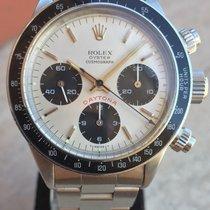 Rolex Daytona 6263 Silver Floating