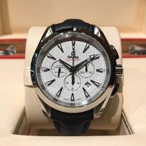 Omega Seamaster Aqua Terra Chronograph B&P