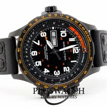 Hamilton Khaki X-Wind H77785733 new
