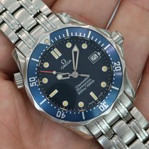 Omega Seamaster 300m Midsize 36mm Blue 2561.80.00