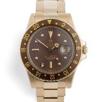 Rolex 1675 GMT-Master - Vintage Yellow Gold