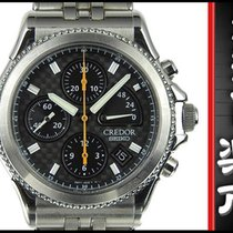 Seiko Credor Pacific Chronograph Men's Automatic Wrist Watch...
