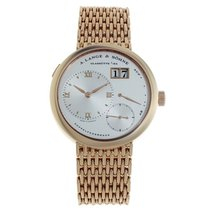 A. Lange & Söhne Yellow gold 38mm Manual winding 151.021 pre-owned