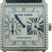 Roger Dubuis White gold 43.2mm Automatic Much More pre-owned