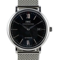 IWC Portofino Automatic new 2019 Automatic Watch with original box and original papers IW356506