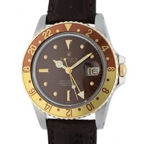 Rolex Gmt I 16753 Steel Yellow Gold 40mm
