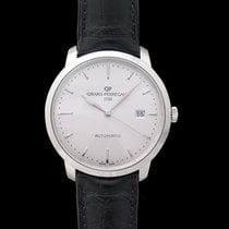 Girard Perregaux 1966 Steel 40.00mm Silver United States of America, California, San Mateo