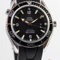 Omega Seamaster Planet Ocean Acier 45,5mm Noir Arabes France, Cannes