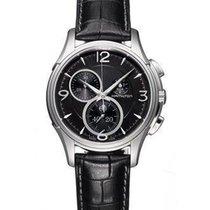 Hamilton Jazzmaster Chrono Quartz Men's Quartz Watch H32372735...