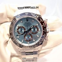 Rolex Daytona Cosmograph Oyster Perpetual Ice Blue Dial...