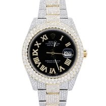 Rolex 116333 Gold/Steel 2017 Datejust II 41mm new United States of America, New York, New York