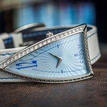 Corum Zegarek damski 29mm Kwarcowy używany Zegarek z oryginalnym pudełkiem i oryginalnymi dokumentami 2013