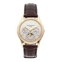 Patek Philippe Yellow gold 37.2mm Automatic 5140J-001 pre-owned