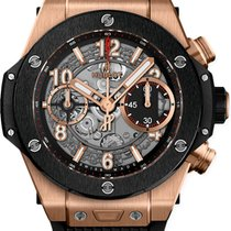 Hublot 441.om.1180.rx Rose gold 2021 42mm new United States of America, New York, Airmont