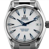 Omega Seamaster Aqua Terra neu 38.5mm Titan