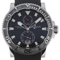Ulysse Nardin Maxi Marine Diver U263-33-3/92 new