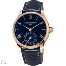 Frederique Constant Horological Smartwatch Goud/Staal 42mm
