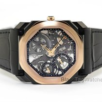 Bulgari Octo 102469 BGO40BSPGLXT/SK New Steel 40mm Automatic United States of America, Florida, Aventura