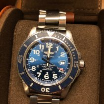 Breitling Superocean II 44 Steel 44mm Blue Arabic numerals United States of America, Florida, Apollo Beach