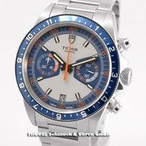 Tudor Heritage Chrono Blue new 2019 Automatic Chronograph Watch with original box and original papers 70330B