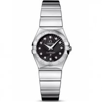 Omega Constellation Quartz 123.10.24.60.51.002 2019 nouveau