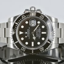 Rolex Submariner Date Steel 40mm Black No numerals United States of America, Michigan, Southfield