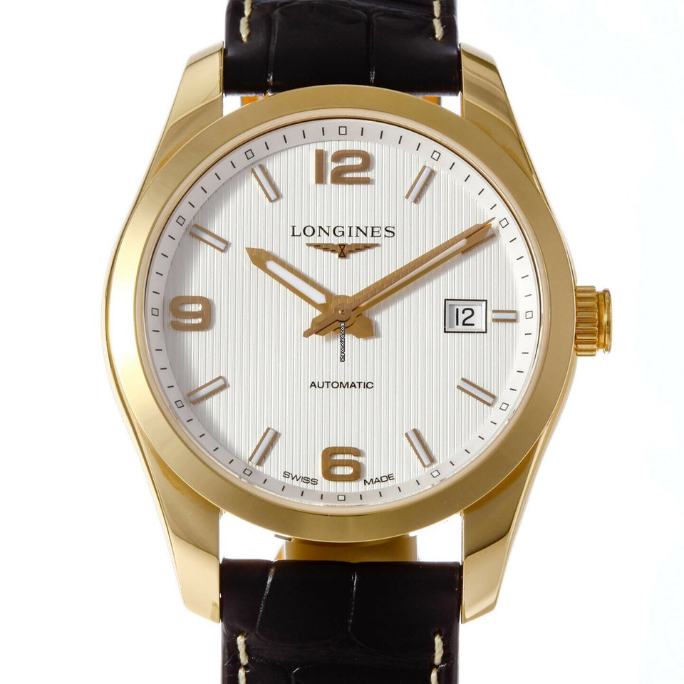 05b072e56 Longines Conquest Classic - all prices for Longines Conquest Classic  watches on Chrono24