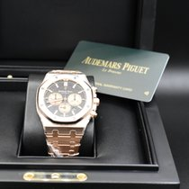Audemars Piguet Royal Oak Chronograph neu 2019 Automatik Chronograph Uhr mit Original-Box und Original-Papieren 26331OR.OO.1220OR.02
