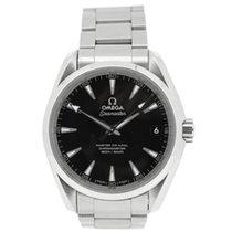Omega Seamaster Aqua Terra Steel 38.5mm