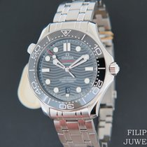 Omega Seamaster Diver 300 M new 2019 Automatic Watch with original box and original papers 21030422001001
