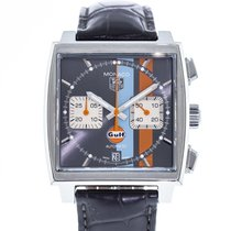 TAG Heuer Monaco CAW2113 2010 pre-owned