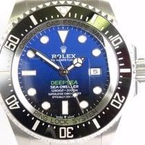 Rolex Sea-Dweller Deepsea Stahl 44mm Blau Keine Ziffern Deutschland, Dortmund