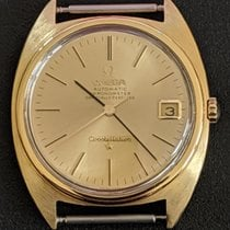 Omega Constellation Yellow gold Gold No numerals