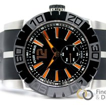 Roger Dubuis Easy Diver Steel 46mm Black No numerals