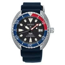 Seiko Prospex Steel 42.3mm Black United States of America, Ohio, USA
