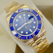 Rolex Submariner Date 116618LB 2019 pre-owned