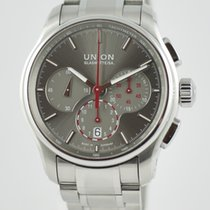 Union Glashütte Steel Automatic D002.427 pre-owned