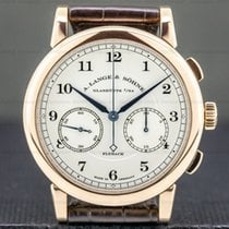 A. Lange & Söhne 1815 Rose gold 39.5mm Arabic numerals United States of America, Massachusetts, Boston