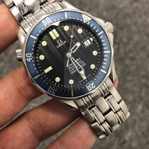 Omega Seamaster Diver 300 M 25318000 Good Steel 41mm Automatic United Kingdom, LONDON