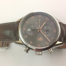 TAG Heuer Carrera Cal.1887 Chronograph in stainless steel