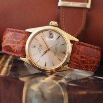 Rolex 6624 Or jaune 1966 31mm occasion