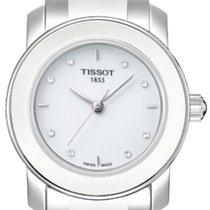 Tissot T-Lady Cera Damenuhr mit Diamanten T064.210.22.016.00
