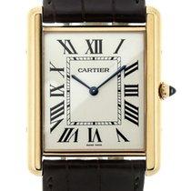 Cartier Tank Louis Cartier Rose Gold Ultra Thin