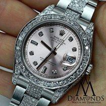 Rolex Datejust II 41mm Rosa