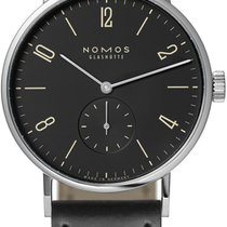 NOMOS Steel 38.3mm Automatic 603 Ruthenium new United States of America, New York, Airmont