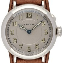 Oris Big Crown 1917 Limited Edition Steel 40,00mm Silver