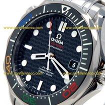 Omega Seamaster Diver 300 M Acciaio 41mm Nero Arabo Italia, VI - VICENZA
