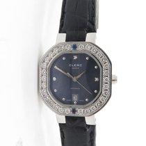 Clerc 9806-w Stainless Steel Automatic W/ Custom Mop Diamond...