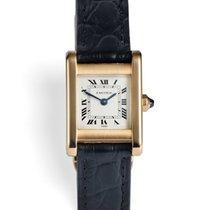 Cartier Tank Normale - Vintage - Paris Dial